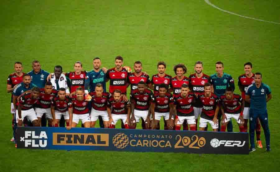 Transmissão do Carioca será fatiada pela primeira vez.