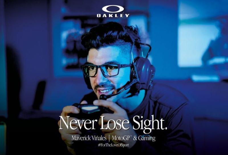Oakley adentra mercado de e-Sports com óculos e parceria com EA Games
