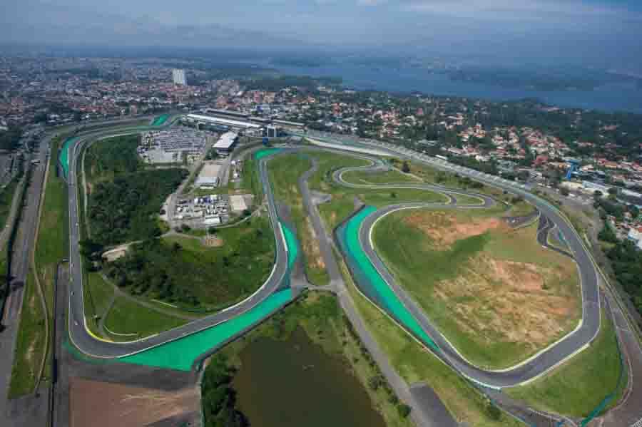 A organização do Grande Prêmio de São Paulo  se transformou numa batalha jurídica.
