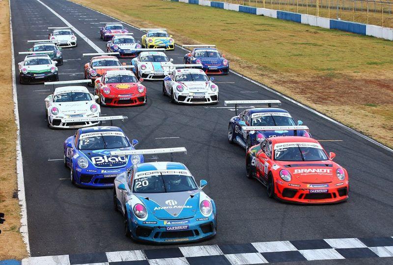 Porsche Cup terá mais três anos de transmissão da Band (Foto: Luca Bassani)