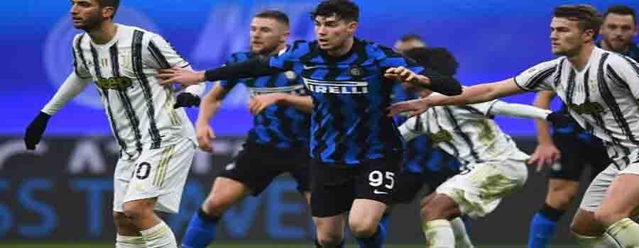 Juventus e Inter exigem votação imediata por direitos de transmissão