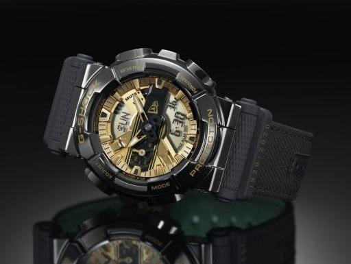 Casio e New Era se unem em lançamento do novo relógio G-Shock
