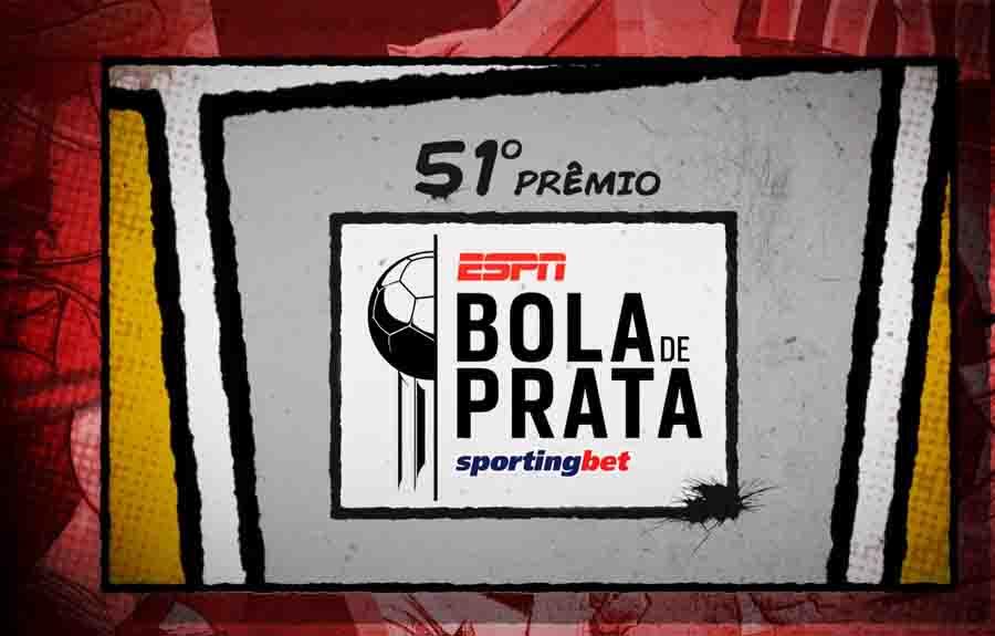 Bola de Prata Sportingbet acontecerá no próximo dia 26 de fevereiro de maneira virtual.