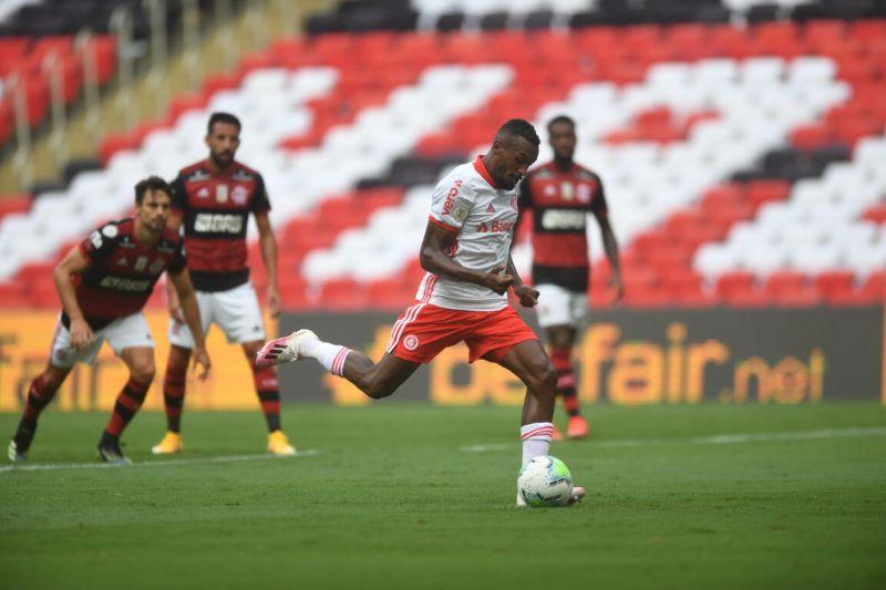Diretoria do Inter reclamou bastante da arbitragem de jogo contra o Flamengo (Foto: Internacional.com.br)