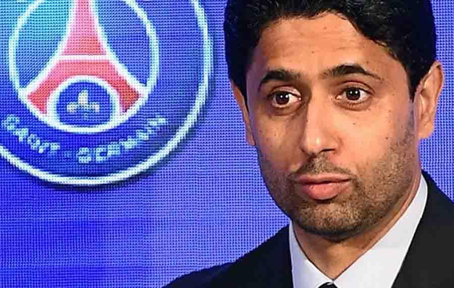Empresa que comanda o PSG foi multada por não pagar fornecedores.