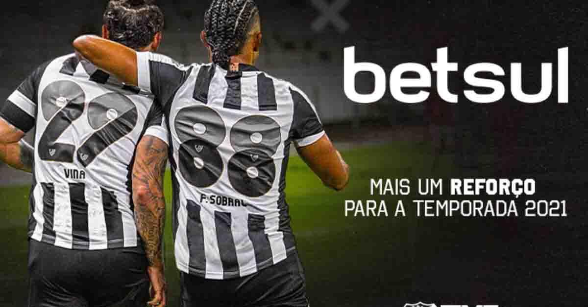 Ceará acerta com Betsul para patrocínio no calção