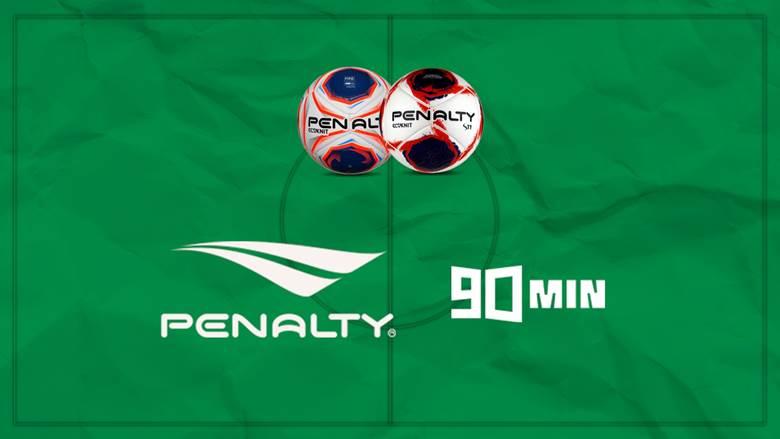 Parceria entre Penalty e 90 Min começou em março