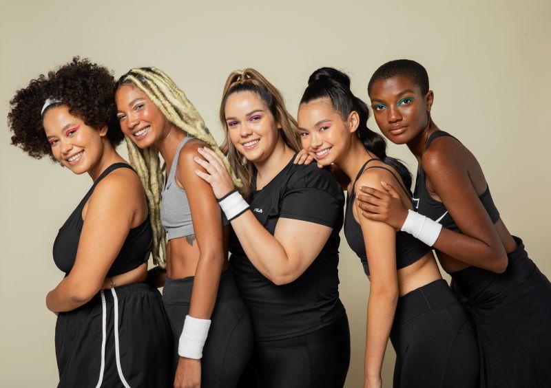 Campanha da Centauro para mulheres (Foto: Divulgação)