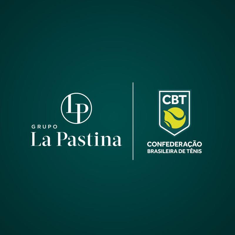 Confederação de tênis acerta patrocínio com La Pastina