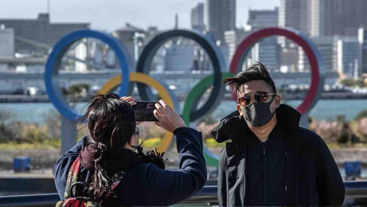 O Japão está em estado de emergência por causa do avanço da pandemia.