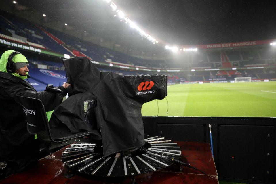 Mediapro é responsável pela comercialização dos direitos de transmissão dos jogos de oito seleções da Conmebol