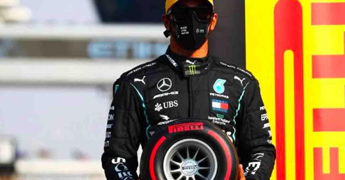 F1 estende contrato com a Pirelli até 2024