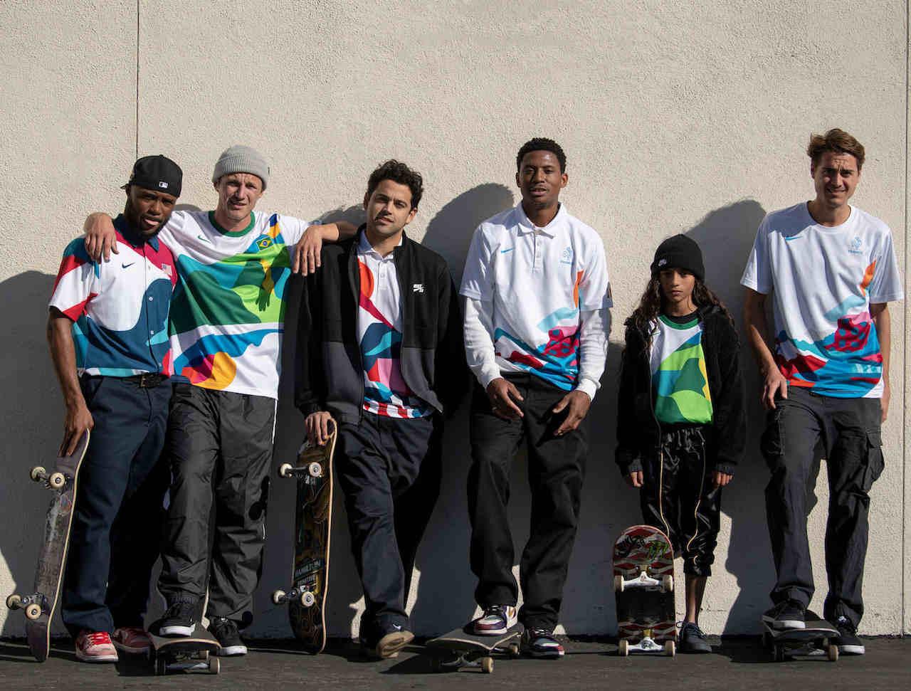 Nike renova com CBSkate para os Jogos Olímpicos