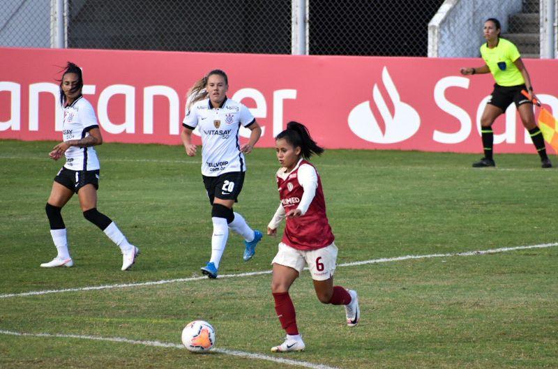 Santander oficializa Libertadores feminina por três anos