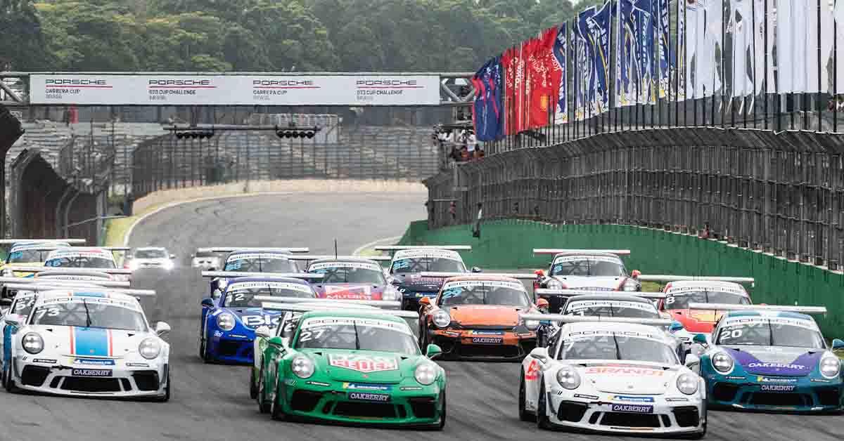 Etapa de abertura da Porsche Cup é adiada