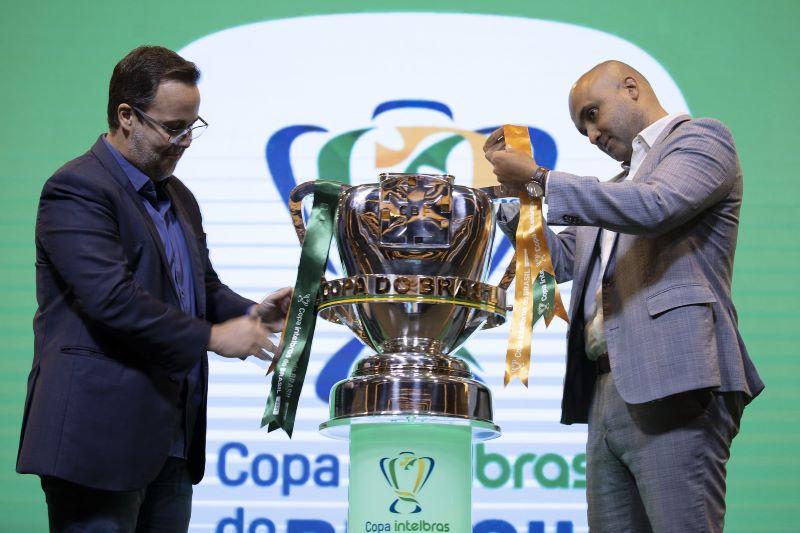 Apresentação da Copa do Brasil 2021 (Foto: Divulgação)