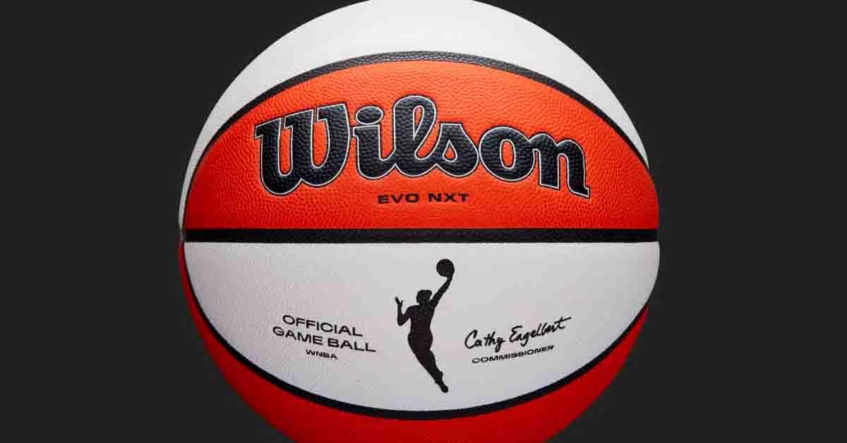 WNBA e Wilson apresentam nova bola para temporada