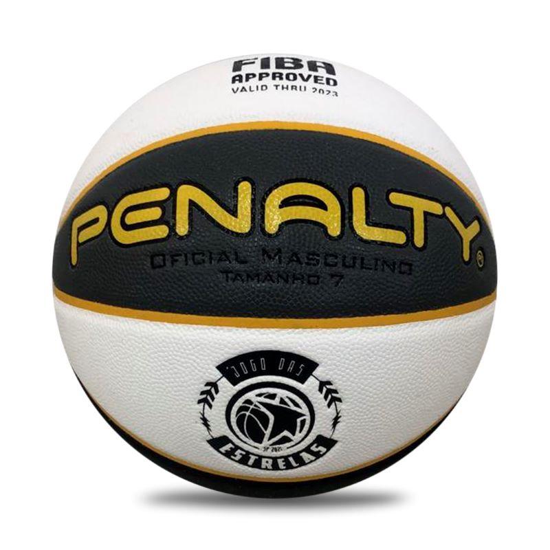Uma das bolas que serão usadas durante o Jogo das Estrelas deste ano (Foto: Divulgação)