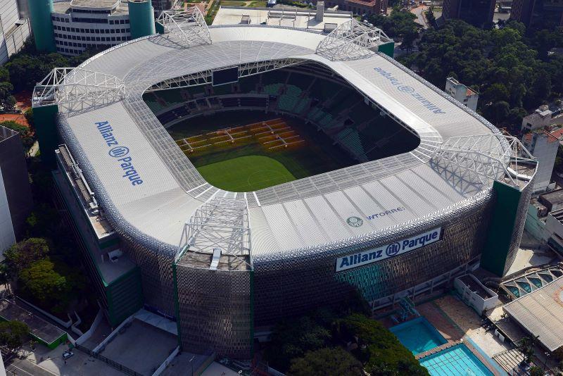 Octagon criará novos produtos para o Allianz Parque (Foto: Divulgação)