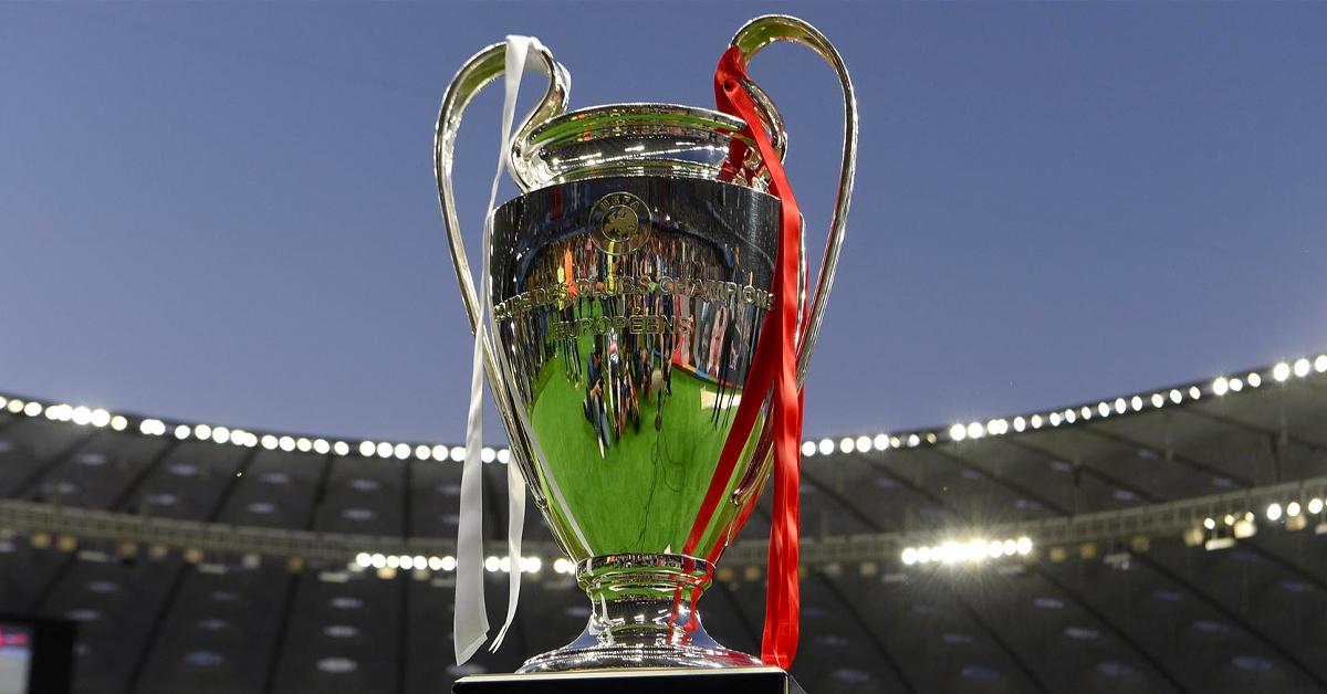 Serviço de delivery é o mais novo patrocinador da Champions League.