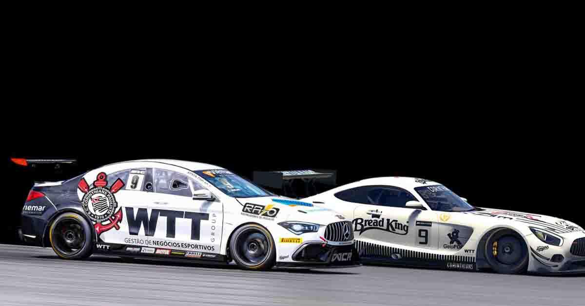 Timão Racing fecha nova competição para 2021.