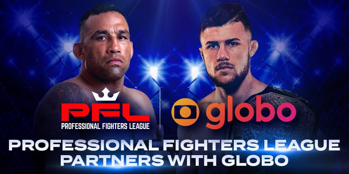 Globo fecha com PFL e terá mais uma liga de MMA no Combate