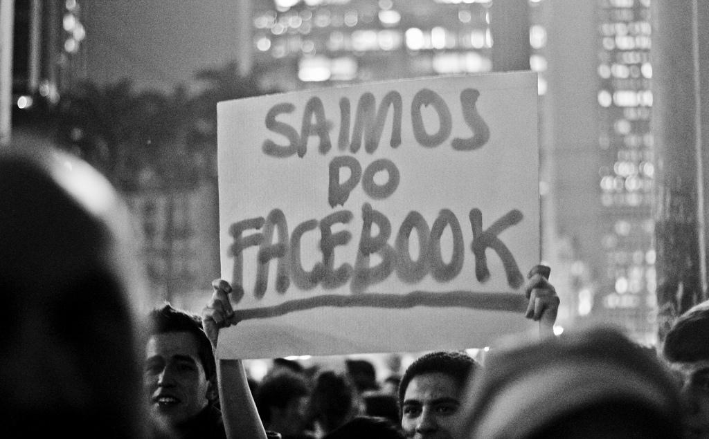 Opinião: É hora de se tornar independente das redes sociais