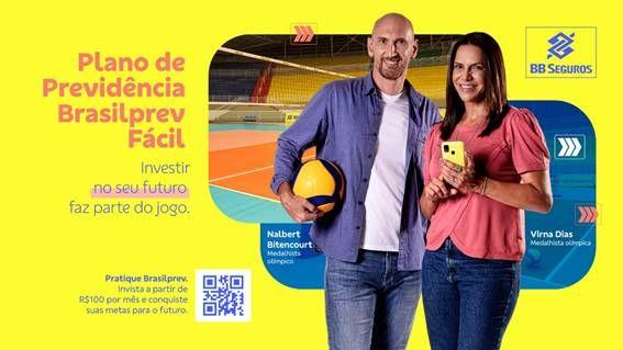 Campanha da Brasilprev será usada na TV e nas redes sociais