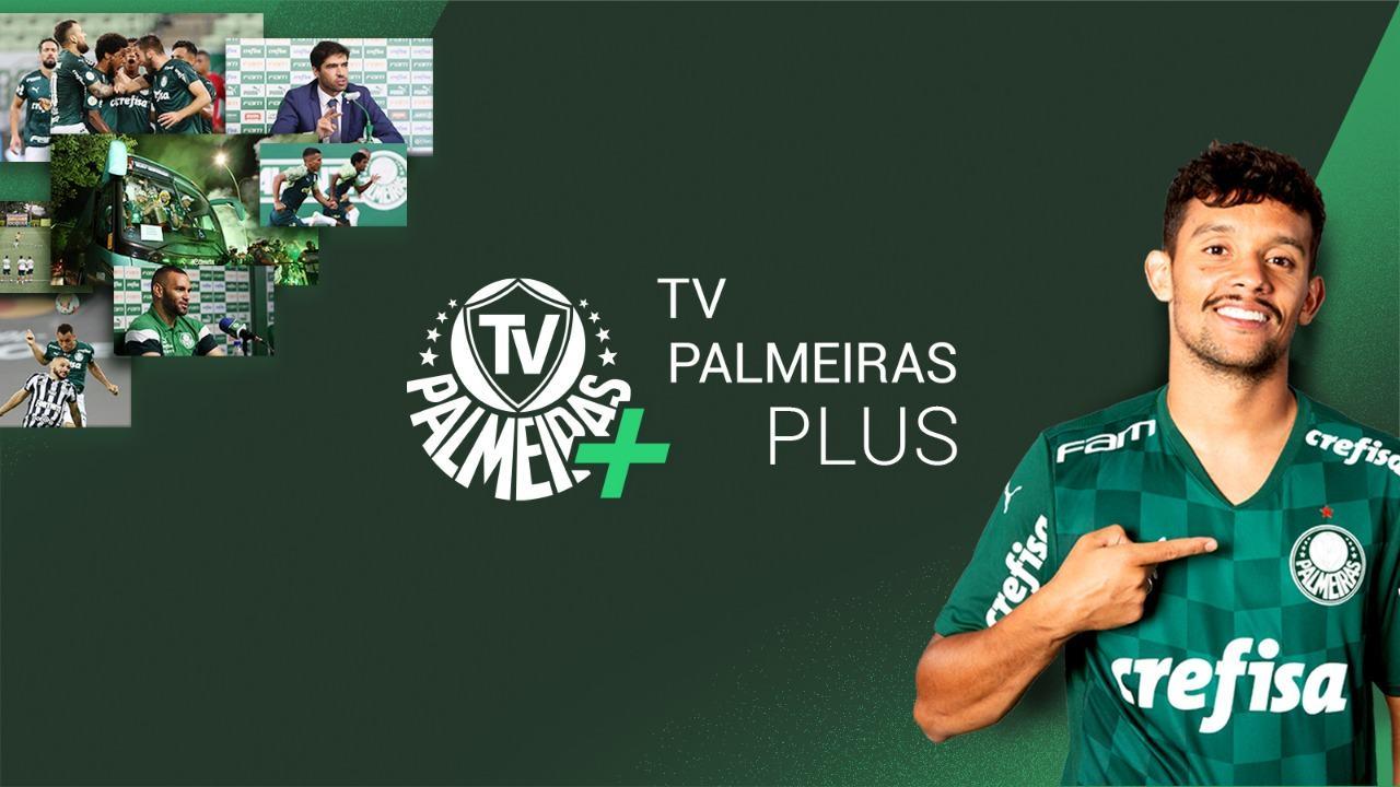 TV Palmeiras Plus será plataforma de lives e ativação do Avanti e dos patrocinadores do clube