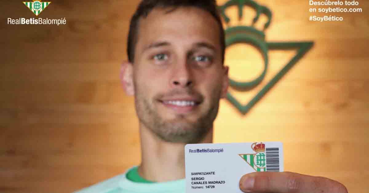 Real Betis lança cartão de sócio internacional