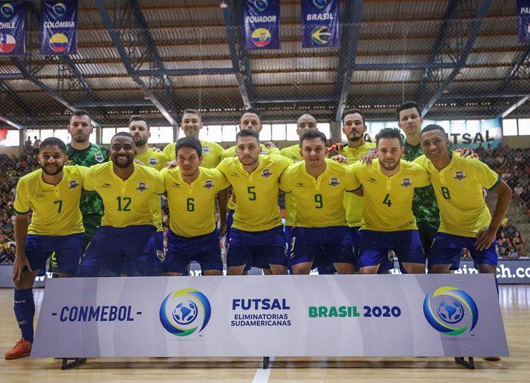 CBF segue recomendação da Fifa e passa a ser responsável pela gestão de tudo o que se refere à seleção brasileira de futsal