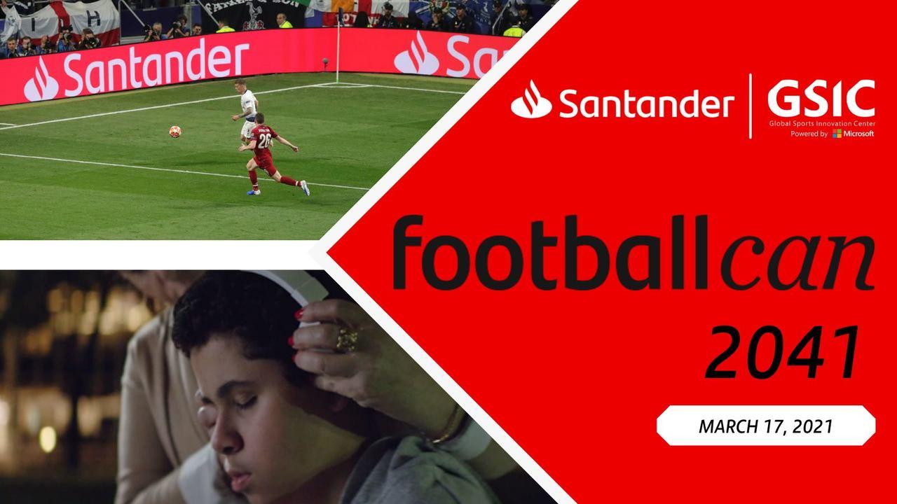 Com Ronaldo, Santander e Microsoft lançam competição de inovação