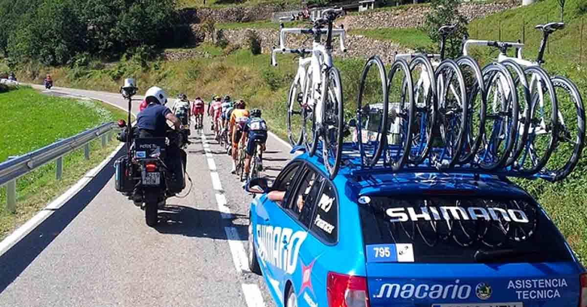 La Vuelta renova patrocínio com a Shimano até 2024