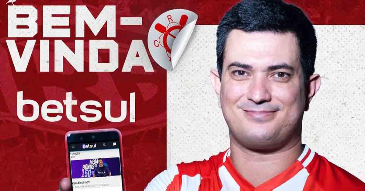 Betsul é o novo patrocinador do CRB Futebol Clube