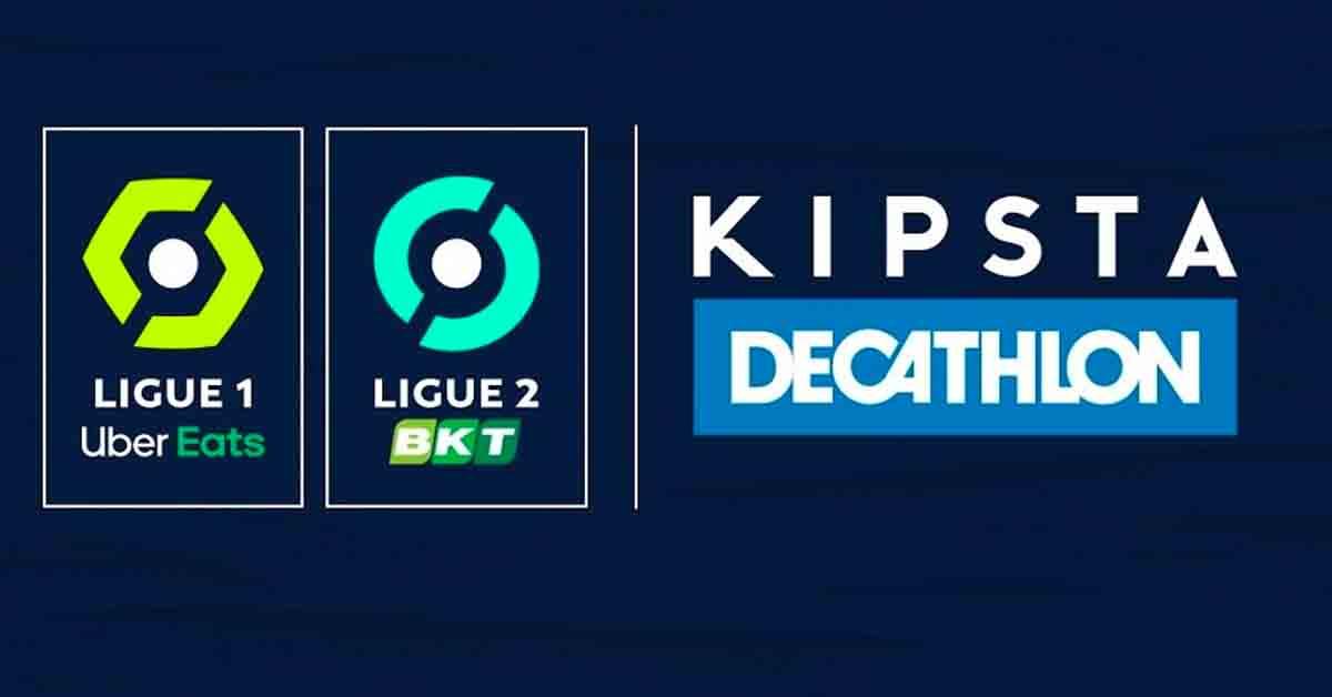 Decathlon será a fornecedora de bolas da Ligue 1