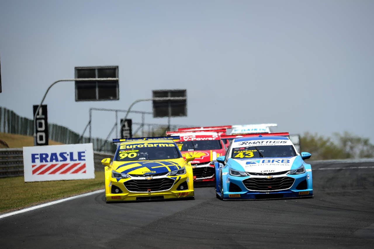 BRB patrocina pilotos brasilienses e agora será patrocinador máster da Stock Car