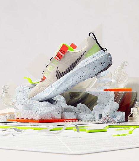 No Dia da Terra, Nike apresenta nova linha sustentável