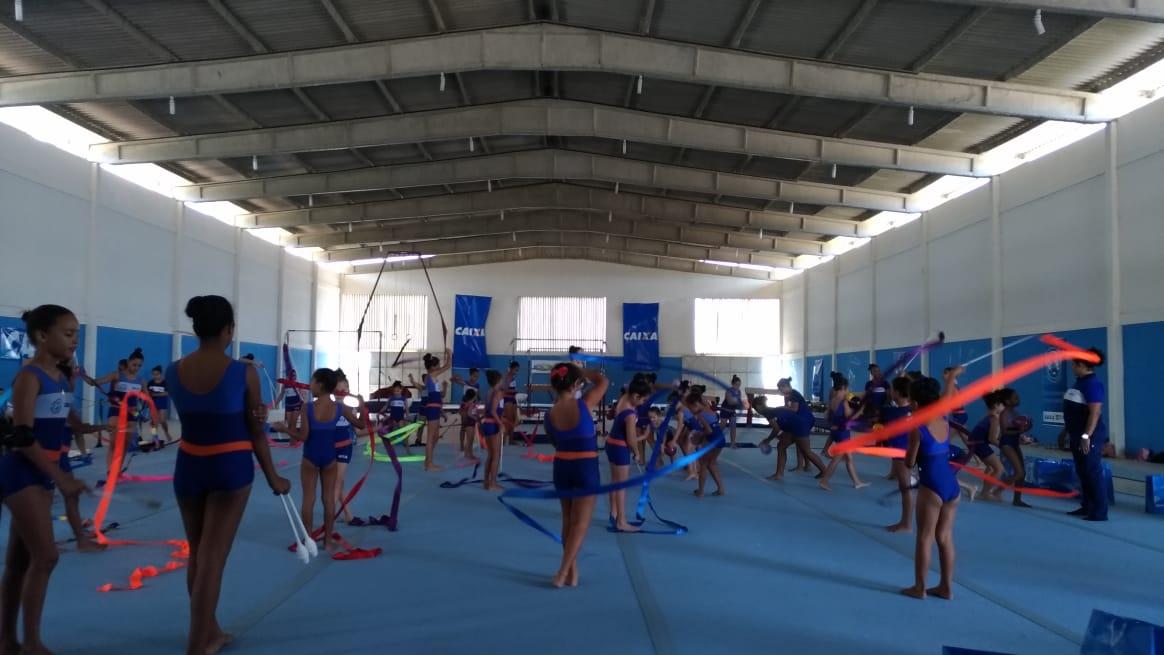 EXCLUSIVO: Caixa renova com ginástica por quatro anos