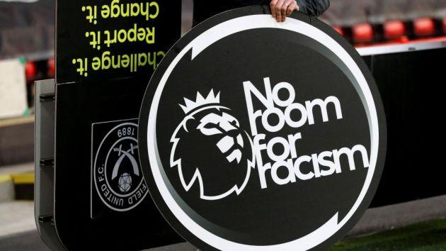 Futebol inglês irá boicotar redes sociais em ação contra o racismo