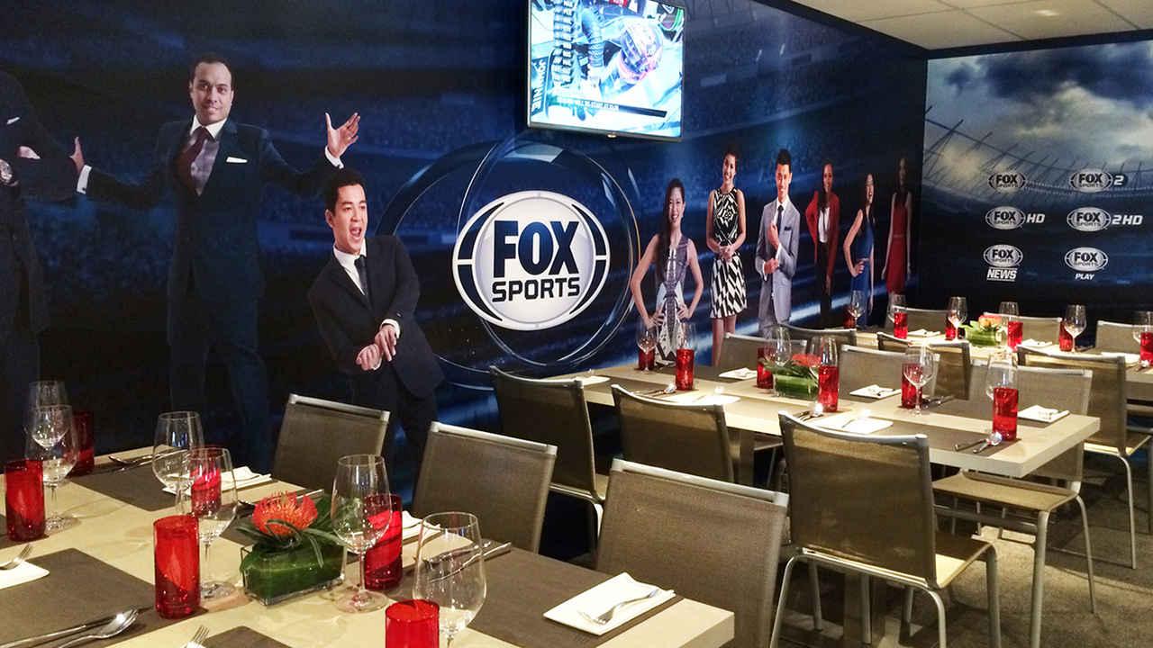 Fox Sports tem, na Ásia, os direitos de transmissão da Fórmula 1