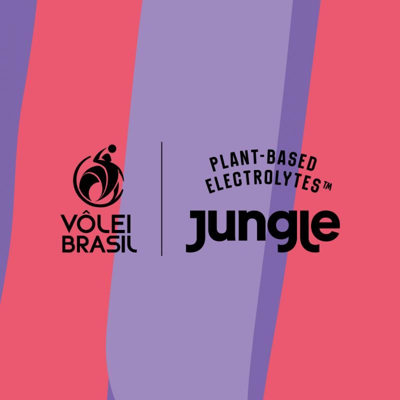 Isotônico Jungle assina com a CBV