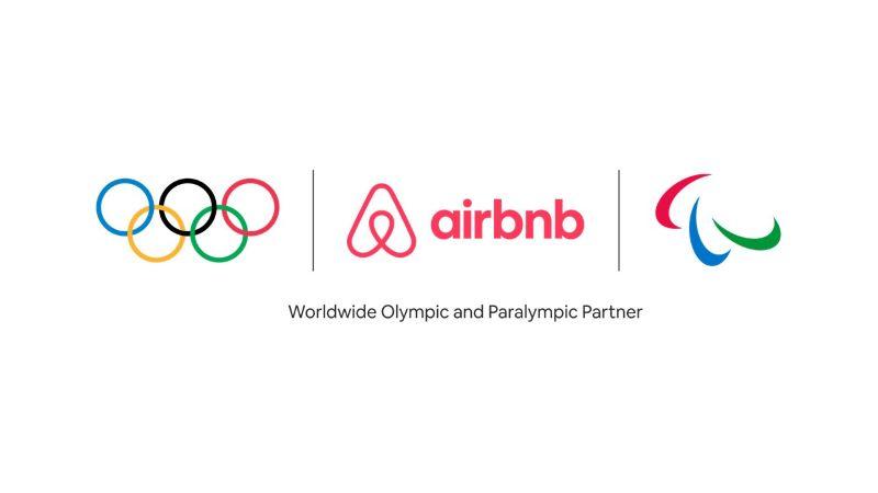 Patrocinadora do COI, Airbnb lança programa para atletas