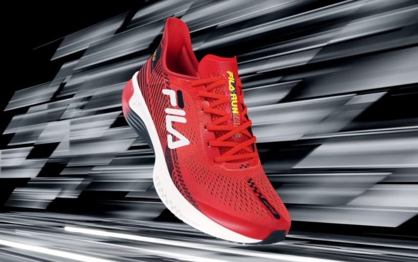 Fila investe no running com KR5, tênis mais leve da história da marca