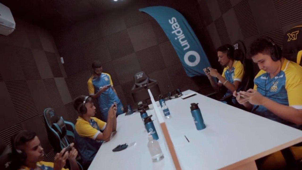 Time da God contará com o patrocínio da Unidas para a disputa da Liga Brasileira de Free Fire
