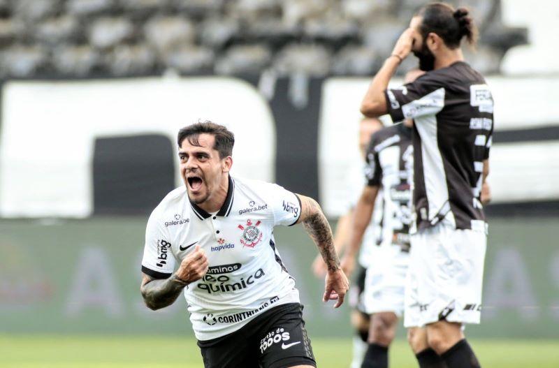 Corinthians goleou Inter de Limeira e se garantiu nas semifinais do Paulistão (Foto: Rodrigo Coca/Agência Corinthians)