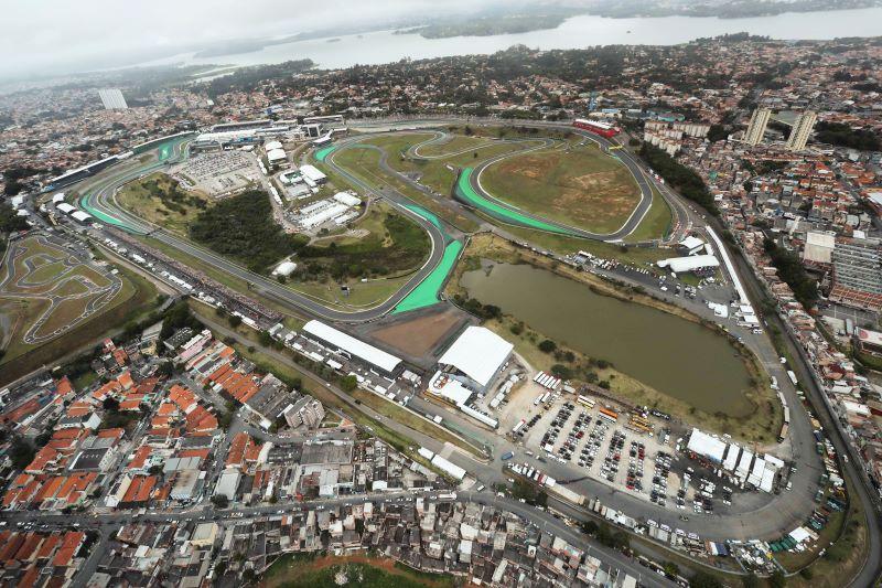 GP São Paulo deverá ter pelo menos 40% do público em 2021 (Foto: Pirelli/LAT Images)