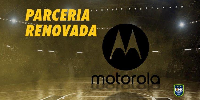 Motorola renova acordo com Confederação de Basquete