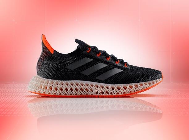 Adidas apresenta o 4DFWD, tênis para running impresso em 3D