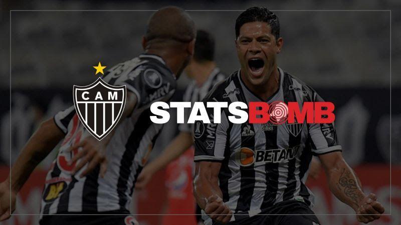 Atlético Mineiro fecha parceria com StatsBomb