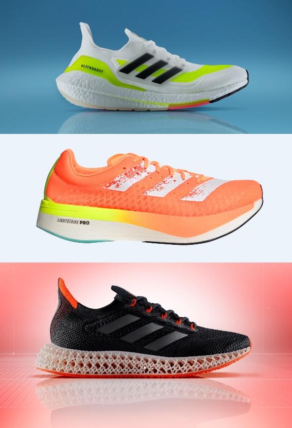 Exclusivo: Adidas foca em produtos com ausência de corridas de rua